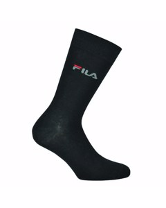3-pack Fila Socks Street Black
