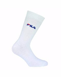 3-pack Fila Socks Street White
