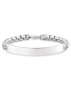 Bracelet Venetian Chain 925 Sterling Silver