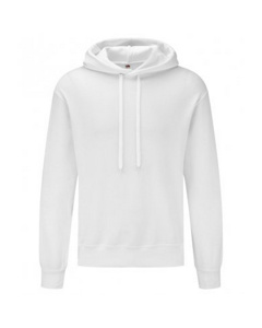 Fruit Of The Loom Adults Unisex No Pocket Hoodie