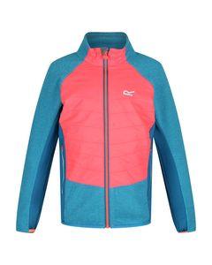 Regatta Childrens/kids Elter Full Zip Stretch Fleece