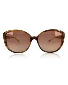 Yves Saint Laurent Brown Acetat Solglasögon Modell: 8150