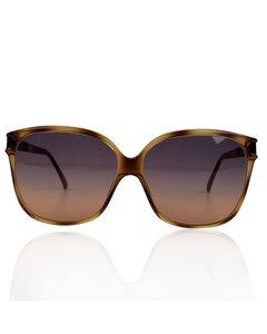Christian Dior Vintage Brown Acetate Sunglasses Mod: 2284