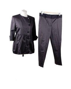 Stella Mccartney Blue Cotton Suit Modell: Pant Suit