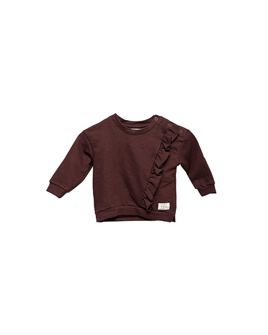 I dig denim Lucy Sweater A Bordeaux