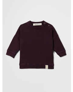 Manny Sweater A Bordeaux