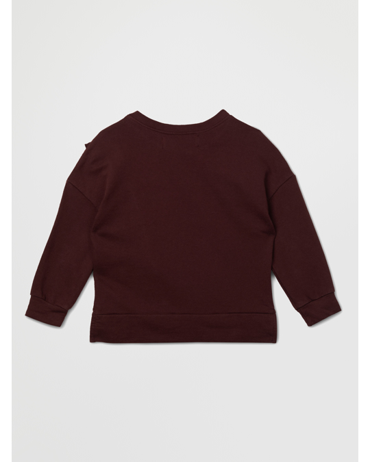 I dig denim Lucy Sweater Bordeaux