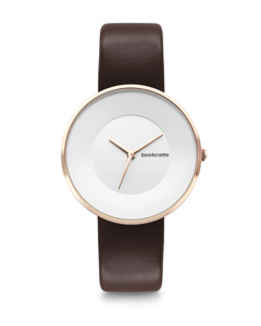 Cielo 34 Rose Gold Brown