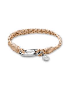 Mocka-armband Beige