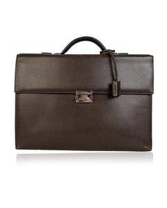 Bottega Veneta Brown Leather Portfölj Modell: Briefcase