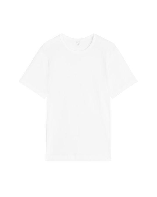 Arket Lightweight T-Shirt White