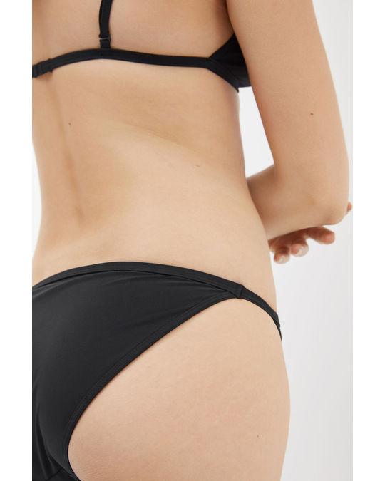 Arket Bikini Bottom Black
