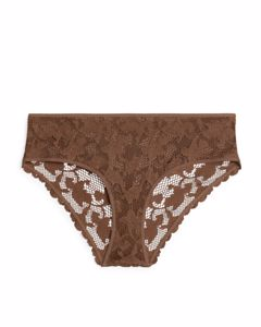 Underwear Bottom Brown