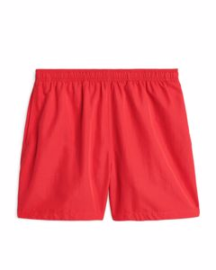 Swimwear Bottom Red