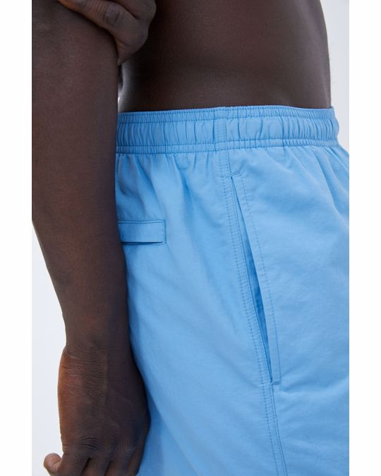 Arket Swim Shorts Light Blue