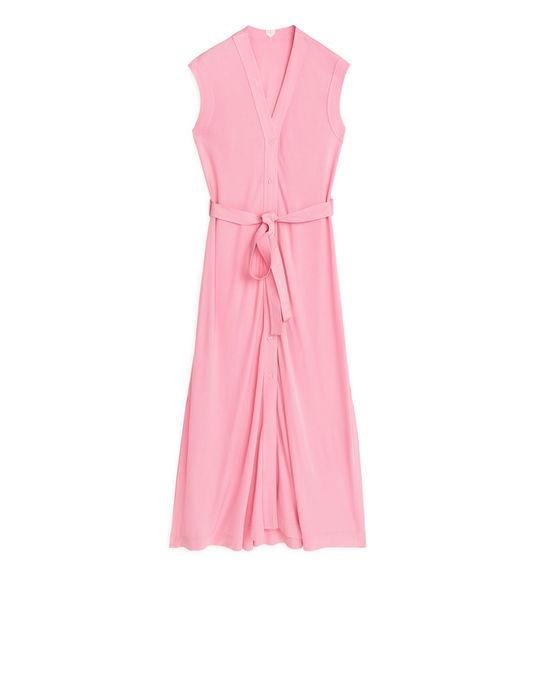 Arket Dress Pink
