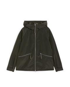 Hood Jacket Khaki