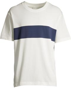 Striped T-shirt White