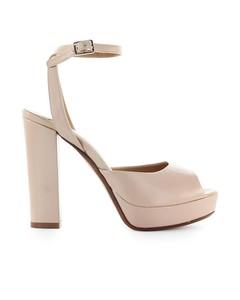 Fiori Francesi Pink Platform Sandal