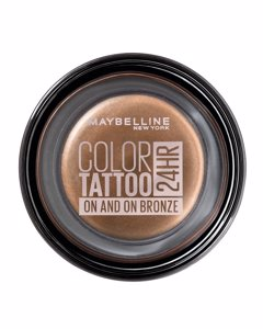 Maybelline Color Tattoo 24h Cream Eyeshadow - On And On Bronze