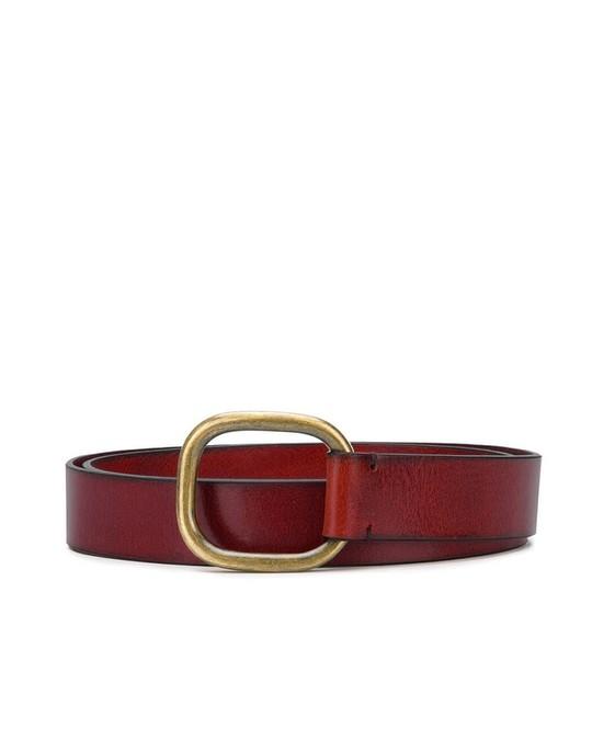 DSQUARED2 Dsquared2 Bordeaux Leather Lady Belt