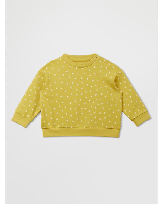 Arket Sweater Yellow