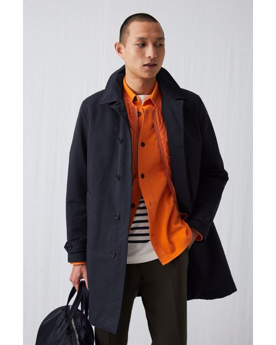 Arket Coat  Blue