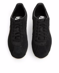 Nike Cortez Fabric   Black