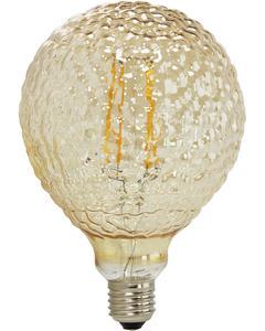 Elegance Led Globe Glamour Gold 125mm