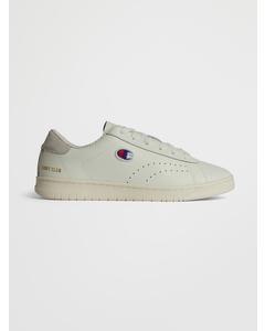 Low Cut Shoe Court Club P White
