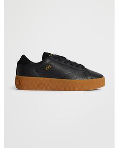 Low Cut Shoe Era Leather Black Beauty