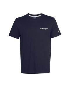 Crewneck T-shirt W Sky Captain