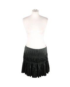 Valentino Beige Silk Skirt Modell: Tiered Skirt