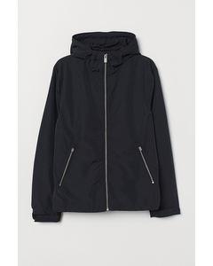 Hood Jacket Black