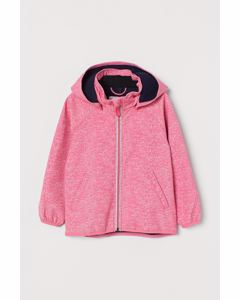 Softshell Jacket Pink