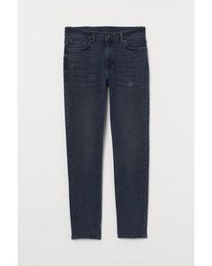Slim Jeans Dunkelblau