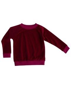 Jacory Velvet Sweater