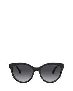 EA4140 shiny black Sonnenbrillen