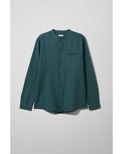 Hunt Shirt Turquoise