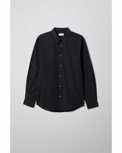 Fredrik Dot Shirt Black
