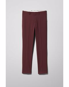 Bodie Suit Trousers Red