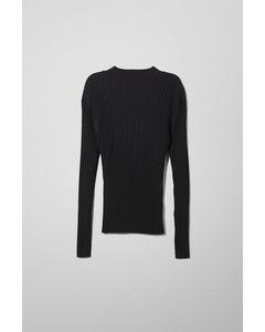 Zion Sweater Black