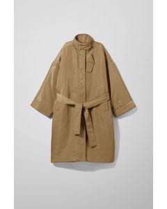 Shiloh Padded Jacket Beige