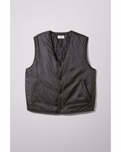 Dash Light Padded Vest Black
