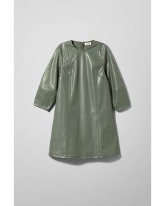 Meral Dress Green