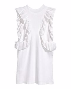 Mimmie Sweater White