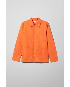 Josh Overshirt Orange