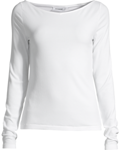 Kamille Long Sleeve White