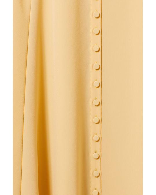 Weekday Sally Skirt Yellow