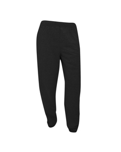 Fruit Of The Loom Mens Elasticated Cuff Jog Pants / Jogging Bottoms